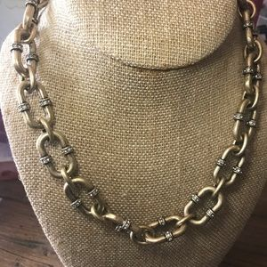 Chloe + Isabel Jewelry - Endless Pave Link Necklace